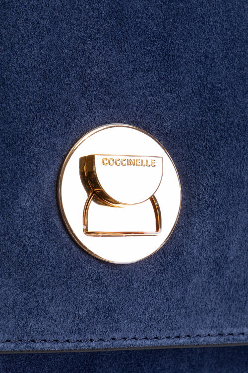 Torba Coccinelle E1 ED1 18 03 01_B12 granatowy