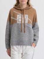 Sweter Trussardi Jeans 52M00260_0F000400_B055 beżowy