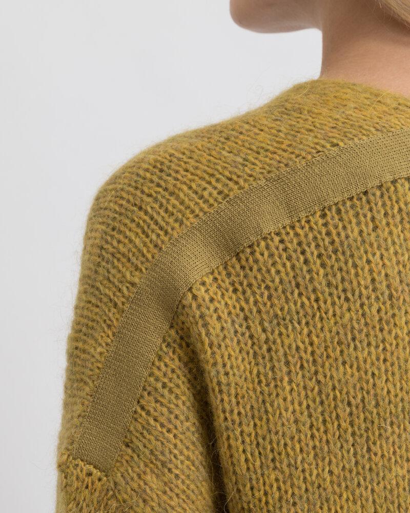 Sweter Bugatti 51338_8 9356_620 żółty - fot:5