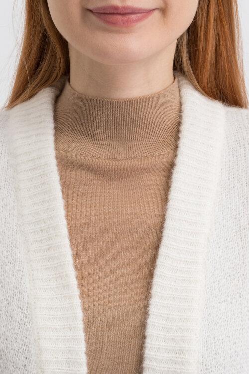 Sweter Trussardi Jeans 56M00258_0F000446_W008 kremowy