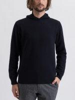 Sweter Oscar Jacobson PASCAL 6765_4954_210 granatowy