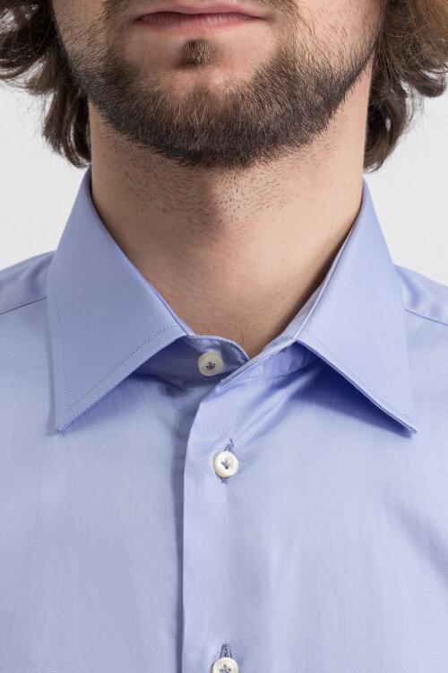 Koszula Reyjay KORJML _319115 ROBERT SL_ niebieski