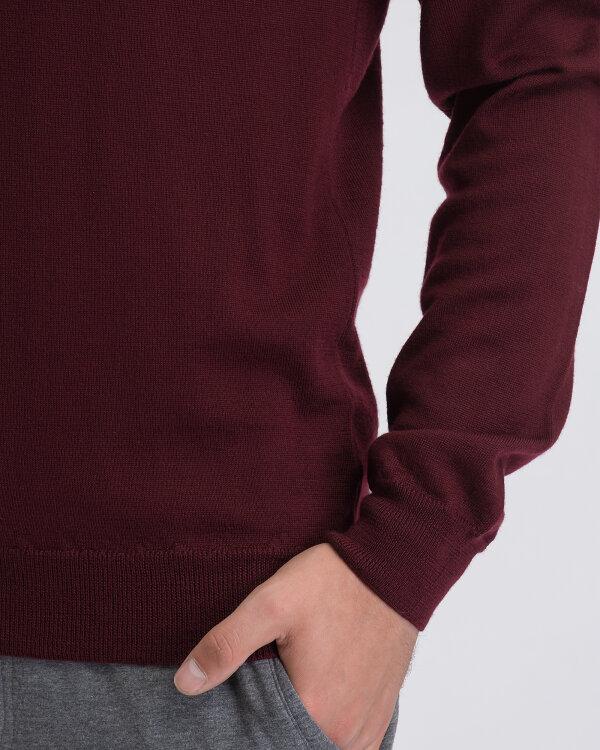 Sweter Trussardi Jeans 52M00257_0F000422_R145 bordowy