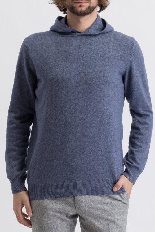 Sweter Oscar Jacobson PASCAL 6765_4954_271 niebieski
