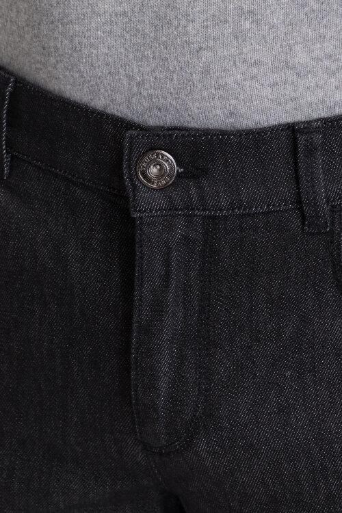 Spodnie Trussardi Jeans 52J00017_1T003122_K299 granatowy