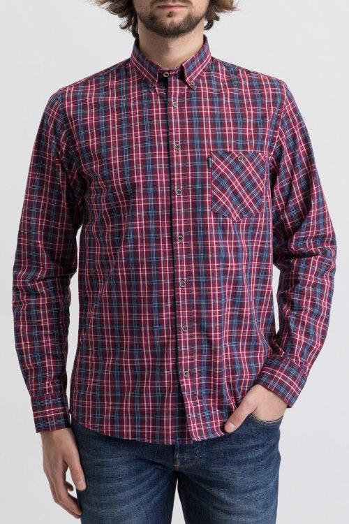 Koszula Reyjay KORJAV_319355 AV-02-19-02_ czerwony