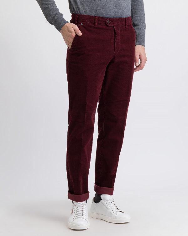 Spodnie Brühl Parma_0319130160100_840 bordowy