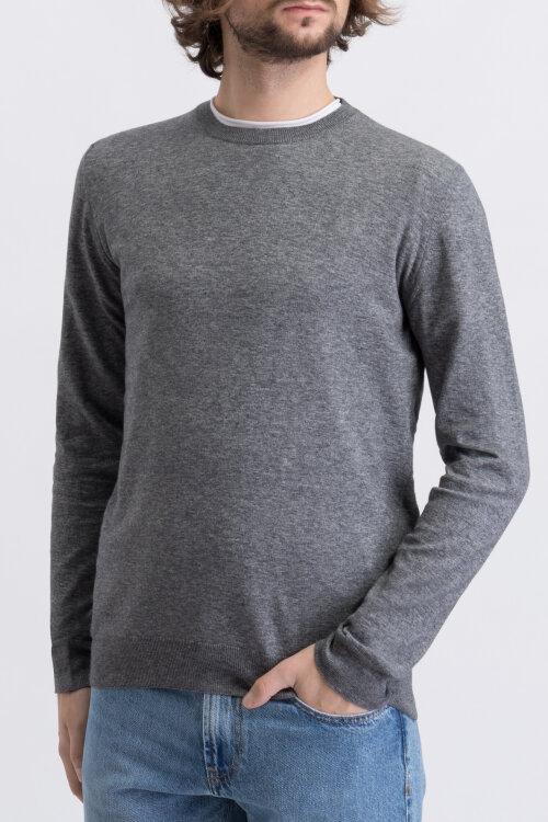 Sweter Oscar Jacobson CUSTER 6439_4961_119 szary