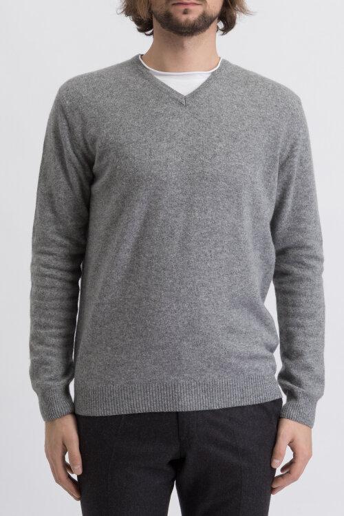 Sweter Oscar Jacobson HILBERT 6912_4954_150 jasnoszary