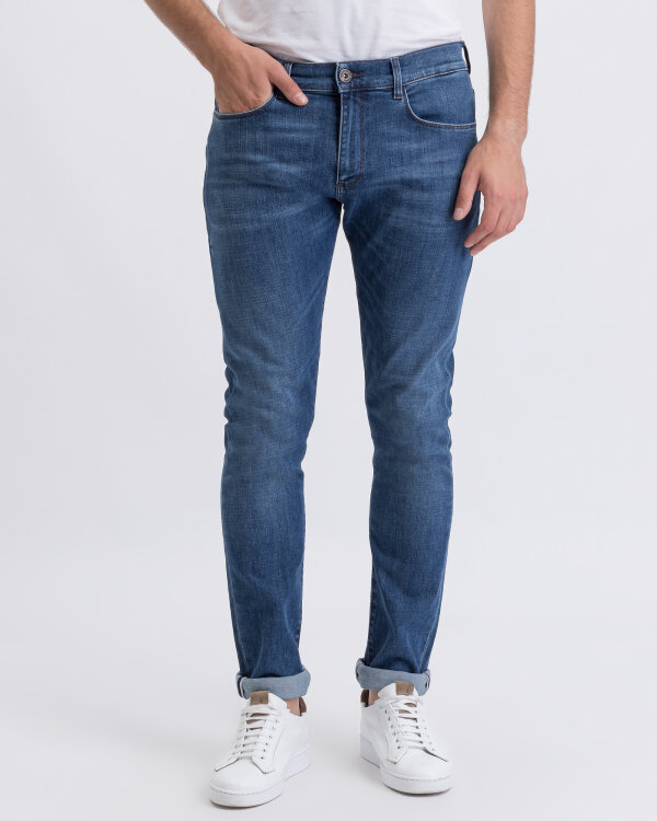 Spodnie Trussardi Jeans 52J00008_1T003152_U280 niebieski