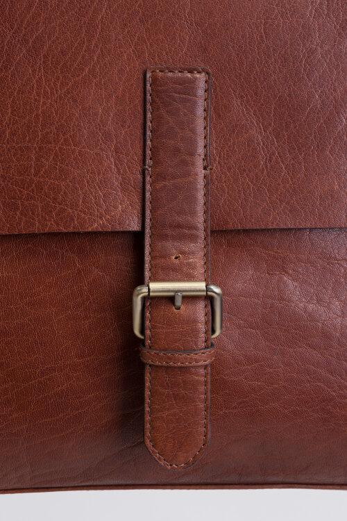 Torba Saddler 111360004_DK.BROWN brązowy