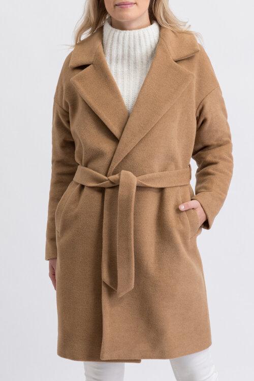Płaszcz Fraternity JZ19_W-COA-0086_CAMEL brązowy