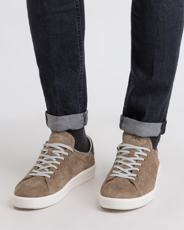Buty D.a.t.e. M311-AC-SU-TA_TAUPE beżowy