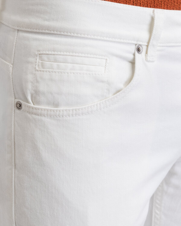 Spodnie Dondup UP232_BS0009U_001 biały