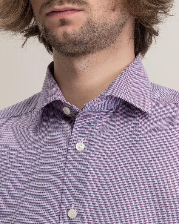 Koszula Eton 1000_00555_55 bordowy