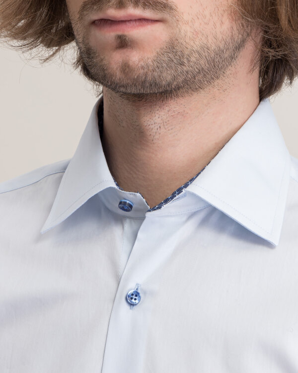 Koszula Otto Hauptmann G9B155/3_ niebieski