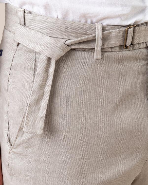 Spodnie Lardini EGGRECIA5_EG52082_2 beżowy