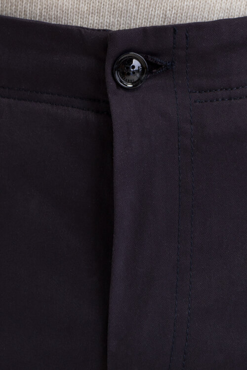 Spodnie Trussardi Jeans 52P00040_1T003223_U290 granatowy