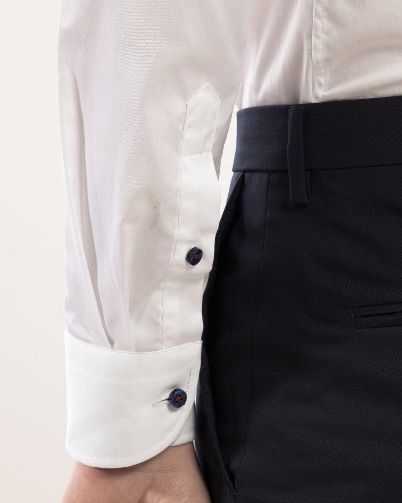 Koszula Otto Hauptmann G9B153/3_ biały - fot:5