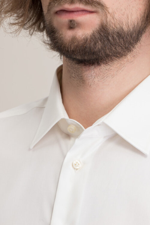 Koszula Reyjay KORJML _319113 ROBERT SL_ biały