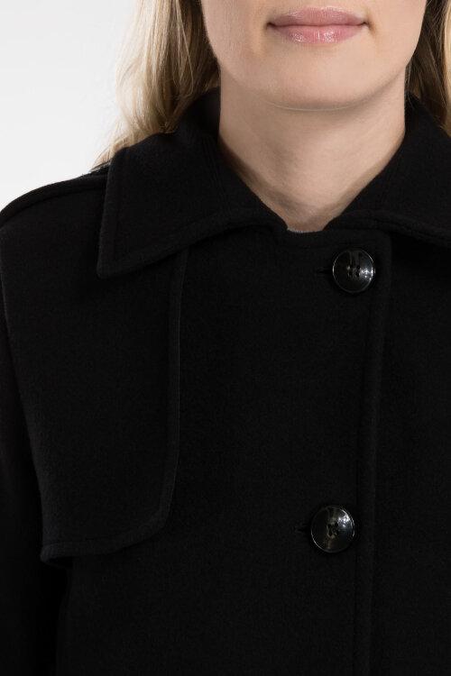 Płaszcz Fraternity JZ19_W-COA-0046_BLACK czarny