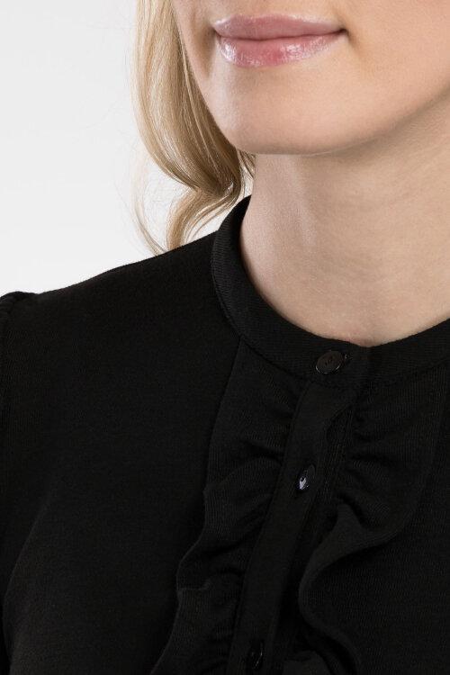 Sukienka Fraternity JZ19_W-DRE-0434_BLACK czarny