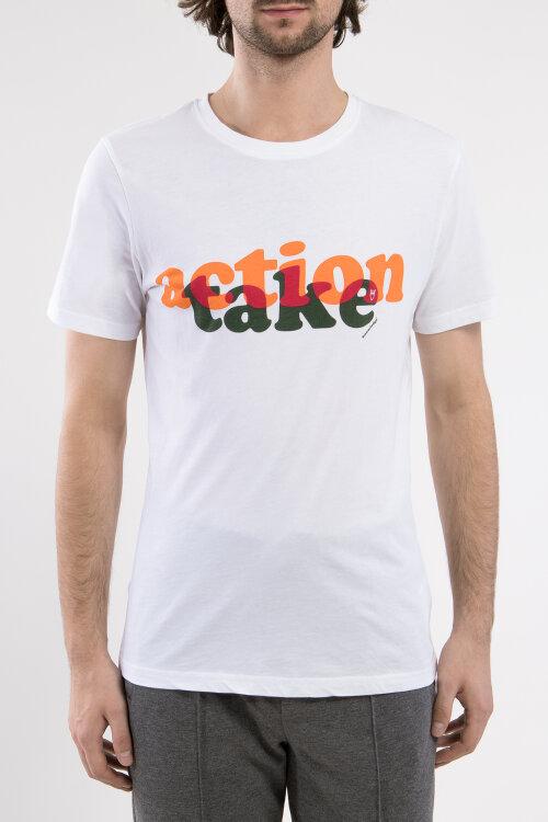 T-Shirt Knowledgecotton Apparel 10544_1010 biały