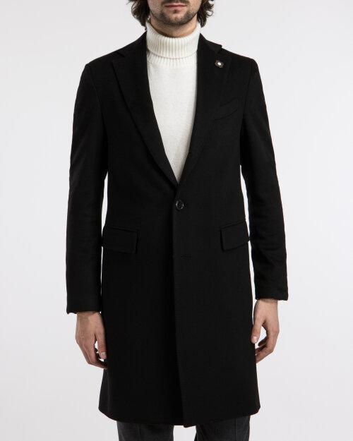 Płaszcz Lardini IL23635AE_ILC53607_4 czarny