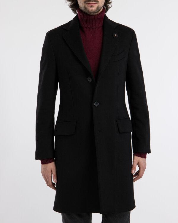 Płaszcz Lardini IG23109AE_4 czarny
