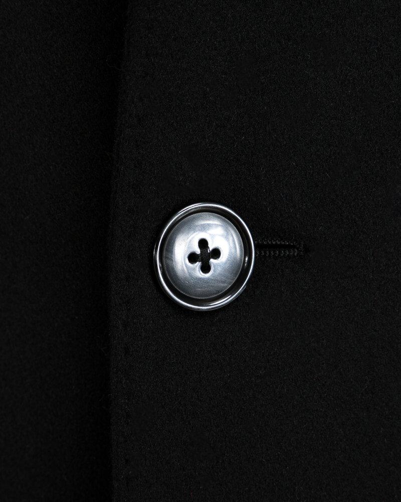 Płaszcz Lardini IG23109AE_4 czarny - fot:5