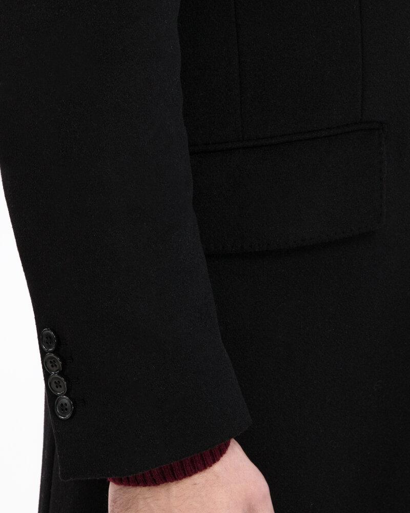 Płaszcz Lardini IG23109AE_4 czarny - fot:6