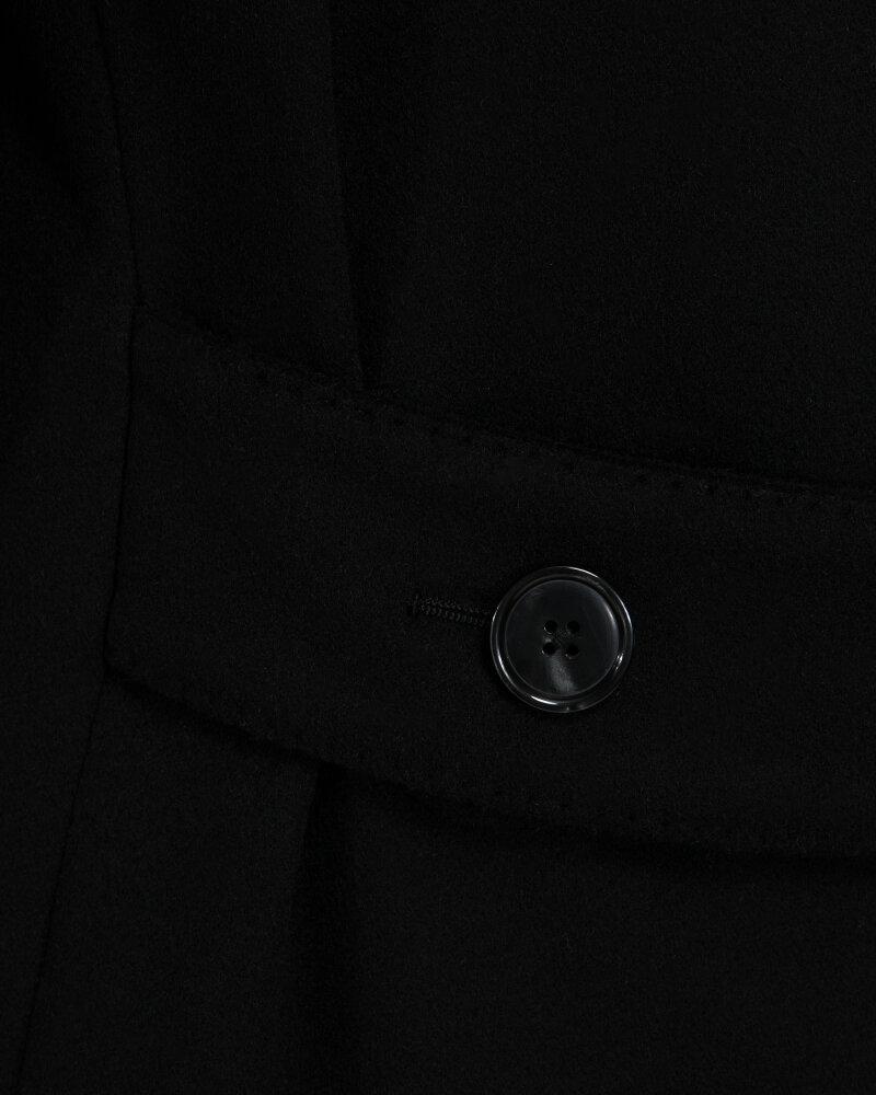 Płaszcz Lardini IG23109AE_4 czarny - fot:8