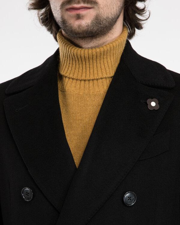 Płaszcz Lardini IL23191_ILC5307_4 czarny