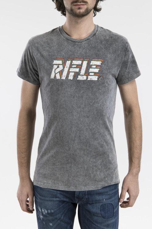 T-Shirt Rifle 92WT21_KW5UV_899 szary