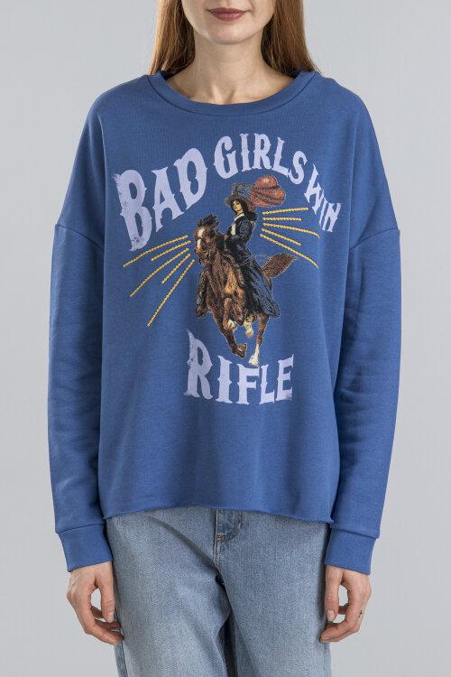 Bluza Rifle 92WF15_UW70X_51U niebieski