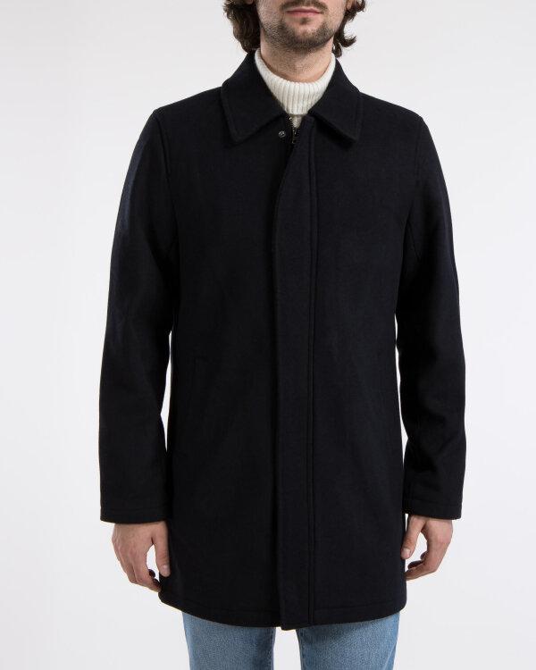 Płaszcz Shine Original 2-35346N_NAVY czarny