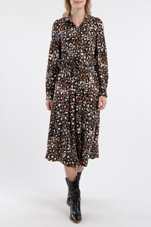 Sukienka Fraternity JZ19_W-DRE-0435_OCELOT brązowy