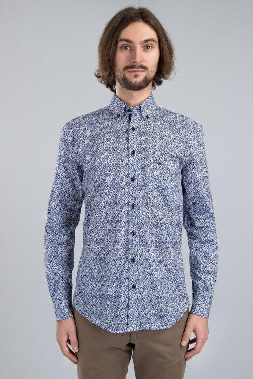 Koszula Fynch-Hatton 11208000_8002 niebieski