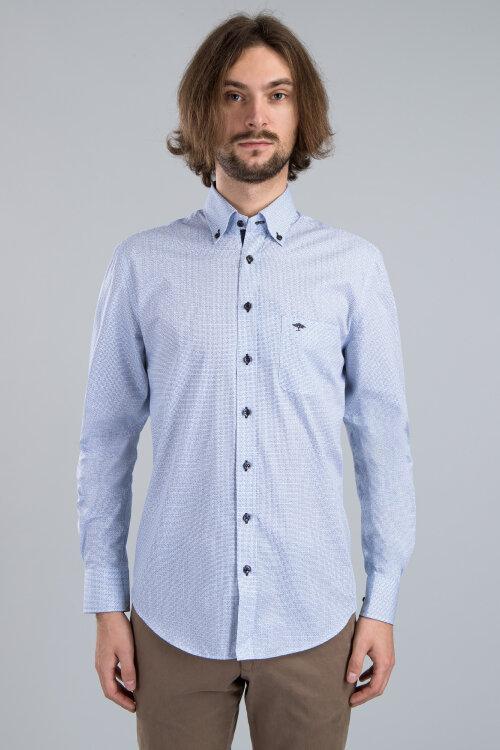 Koszula Fynch-Hatton 11208010_8010 niebieski
