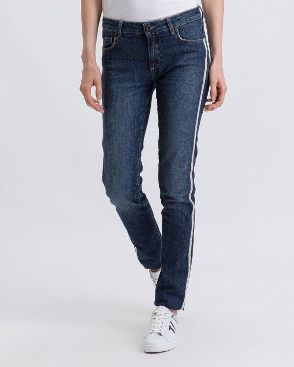 Spodnie Trussardi Jeans 56J00001_1T003194_U280 niebieski