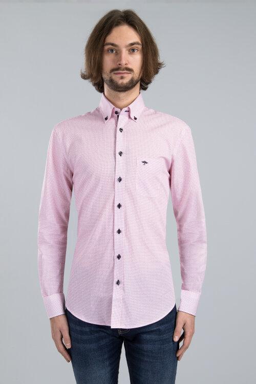 Koszula Fynch-Hatton 11208010_8012 różowy