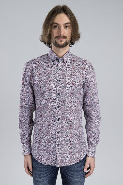 Koszula Fynch-Hatton 11208000_8000 czerwony