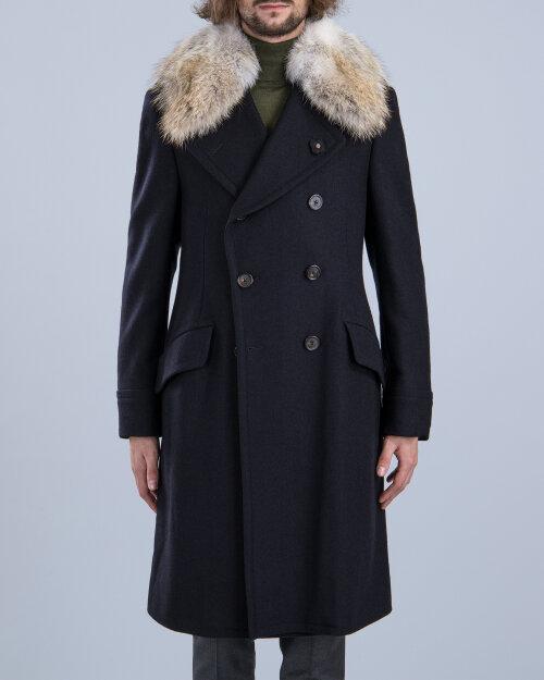 Płaszcz Lardini IG23672_154 czarny