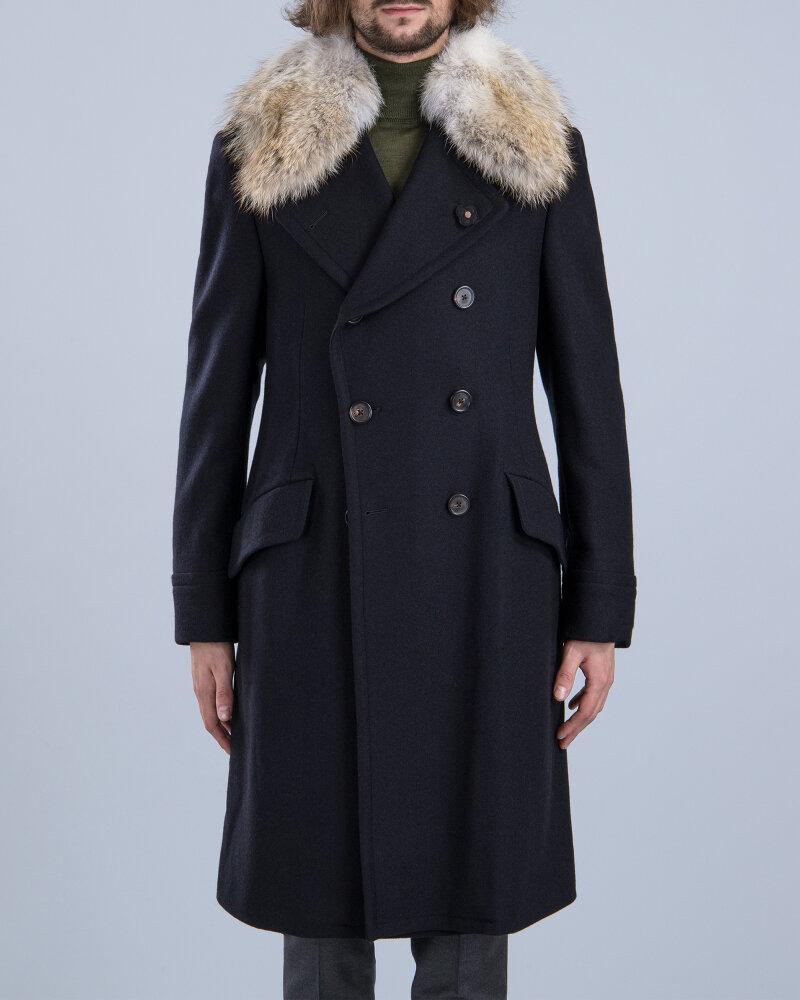 Płaszcz Lardini IG23672_154 czarny - fot:1