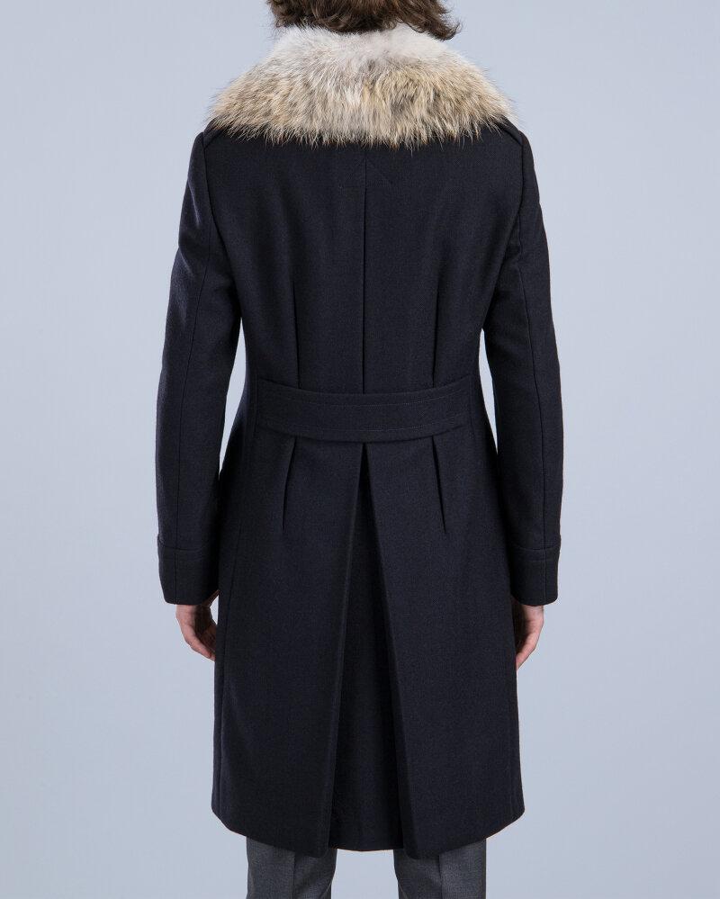 Płaszcz Lardini IG23672_154 czarny - fot:3