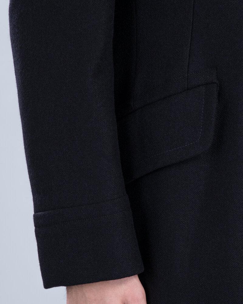 Płaszcz Lardini IG23672_154 czarny - fot:5