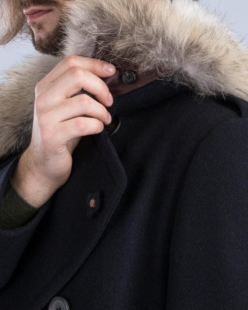 Płaszcz Lardini IG23672_154 czarny - fot:6