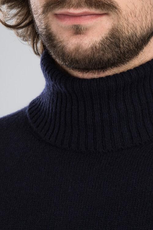 Sweter Daniele Fiesoli DF0079_23 pomarańczowy