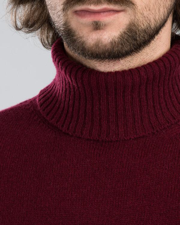 Sweter Daniele Fiesoli DF0079_57 bordowy