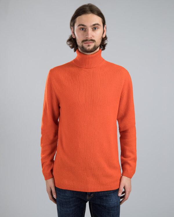 Sweter Daniele Fiesoli DF0079_53 granatowy